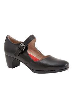 Irish II Pumps by SoftWalk®, BLACK, hi-res