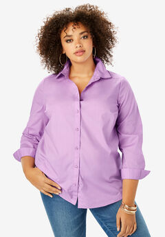 The Kate Shirt, AMETHYST
