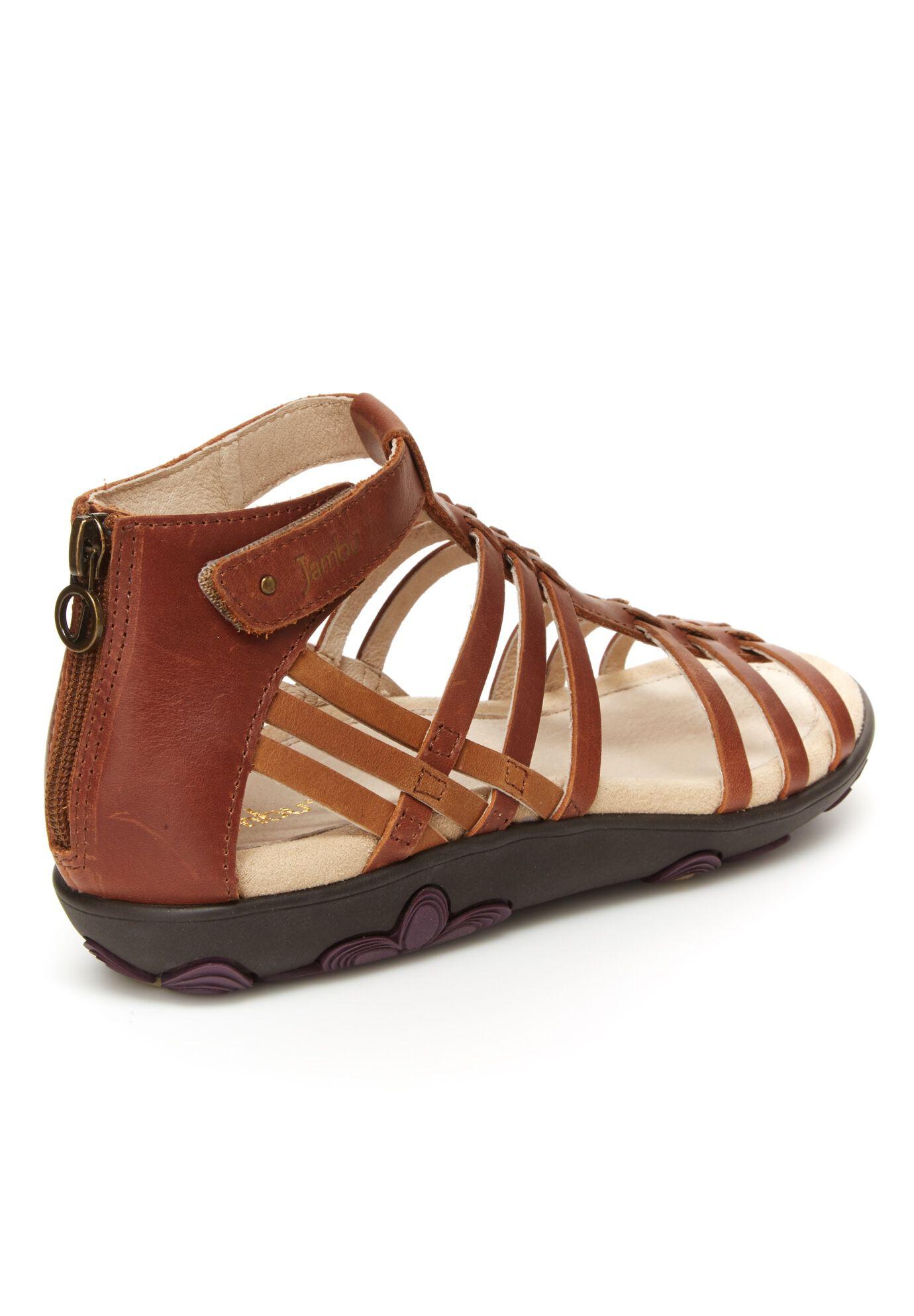 Bonsai Sandal by JambuPlusstørrelse Casual sandalerRoamans Plusstørrelse Casual sandaler Roaman's