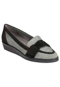Sidewalk Slip-Ons by Aerosoles®, BLACK COMBO, hi-res