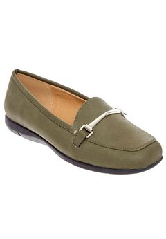 Emily Flats by Comfortview®, OLIVE, hi-res