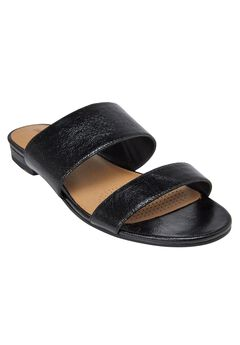 Shadi Sandals by Comfortview®, BLACK, hi-res