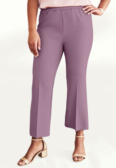 Bend Over® Kick Flare Pant, PLUM