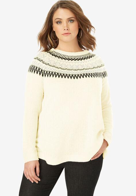 10f1e79f451 Fair Isle Sweater
