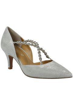 Zayna Pump by J Renee,