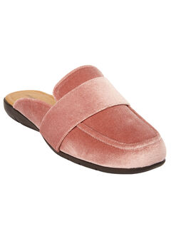 The Margaret Mule by Comfortview®, ROSE