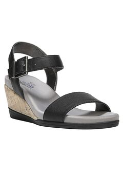 Tanglo Sandals by LifeStride®, BLACK, hi-res