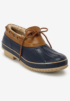 The Storm All-Weather Shoe by Comfortview®, NAVY, hi-res