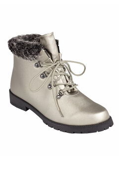 The Vylon Hiker Bootie by Comfortview®,