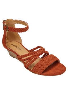 Velda Sandals by Comfortview®, COPPER, hi-res