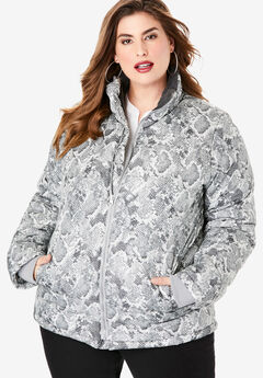 Short Ultimate Puffer Jacket,