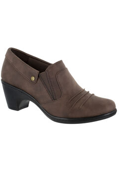 Bennett Booties by Easy Street®, BROWN, hi-res