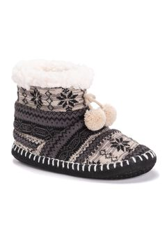 Bootie Slipper by Muk Luks®,