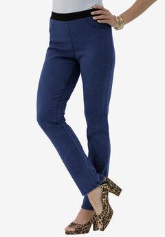 Straight-Leg Jean,