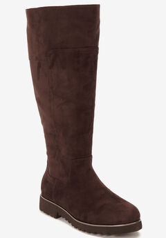 The Gaby Wide Calf Boot by Comfortview®,
