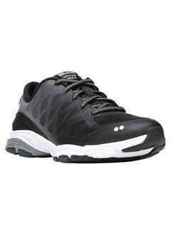 Vestige RZX Sneakers by Ryka®, BLACK GREY, hi-res