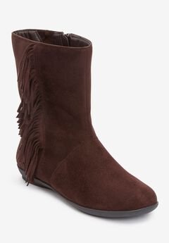 The Nixie Bootie by Comfortview®,