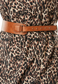 Studded Hidden Close Belt,