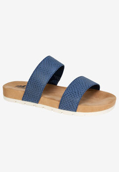 Tahlie Sandal by Cliffs by White Mountain,