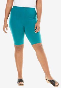 Bike Shorts, TROPICAL TEAL, hi-res