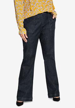 Wide-Leg Jeans Castaluna by La Redoute,