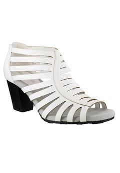 Dreamer Sandals by Easy Street®, BLACK, hi-res