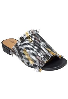 Faryl Mules by Comfortview®, BLACK MULTI, hi-res