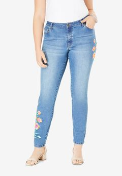 Pretty Boyfriend Jean by Denim 24/7®,