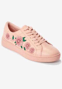 Sailor Sneakers by Comfortview®, PALE BLUSH