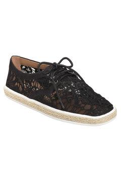 Fundraiser Sneakers by Aerosoles®, BLACK FABRIC