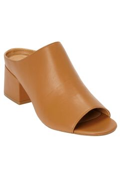 Bev Mules by Comfortview®, TAN, hi-res