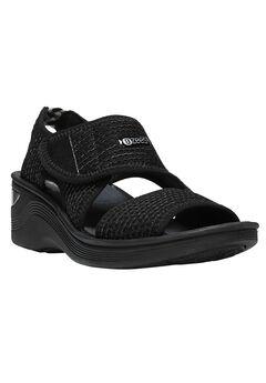 Aloha Sandals by BZees®, BLACK, hi-res