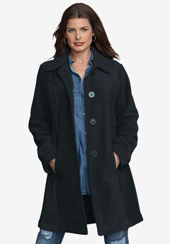 Plush Fleece Jacket,