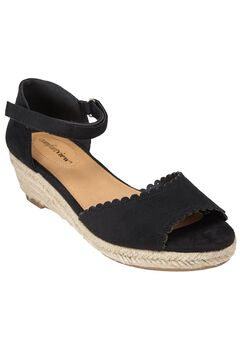 Charlie Espadrilles by Comfortview®, BLACK, hi-res