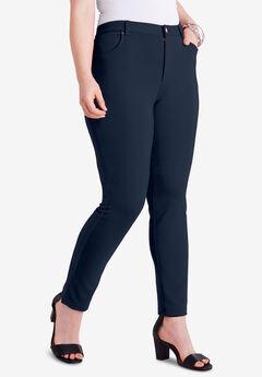 Ultimate Ponte 5-Pocket Skinny Pant,