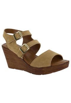 Ani-Italy Sandals by Bella Vita®, AMBRA SUEDE, hi-res
