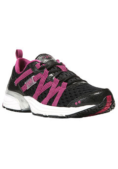 Hydro Sport Sneakers by Ryka®, BLACK PINK, hi-res