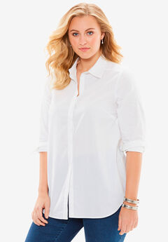 Long-Sleeve Kate Shirt,