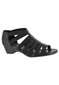 Paula II Sandal by Bella Vita®, BLACK, hi-res