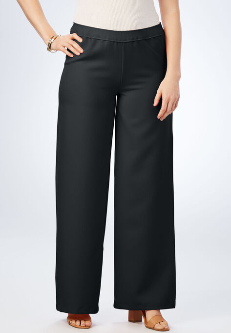 Wide-Leg Bend Over® Pant