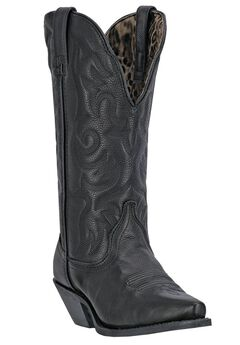 Access Wide Calf Boots by Laredo, BLACK, hi-res