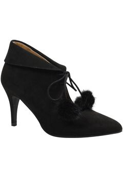 Edgemere Booties by J.Renee®, BLACK, hi-res