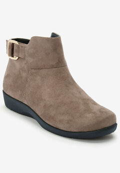The Cassie Bootie by Comfortview®,