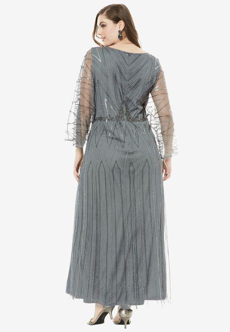 71851c8de1c Beaded Dress by Pisarro Nights