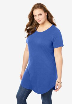 Crisscross-Back Ultimate Tunic,