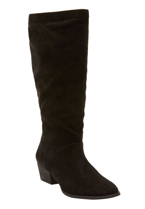 5f412332b411 The Felicity Wide Calf Boot by Comfortview®