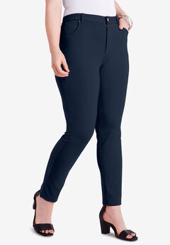 Ultimate Ponte 5-Pocket Skinny Pant,
