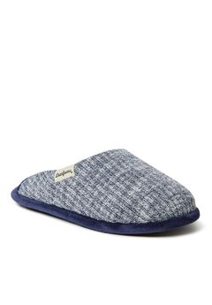 Bailey Knit Scuff by Dearfoams,