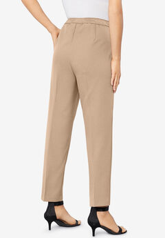 Ankle-Length Bend Over® Pant, NEW KHAKI