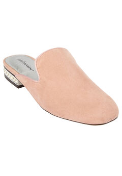 The Clara Mule by Comfortview®, DUSTY PINK, hi-res